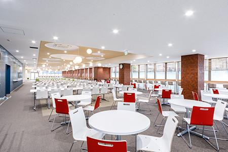 新校舎食堂