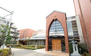 淑徳大学短期大学部校舎