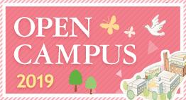 OPEN CAPMUS 2019